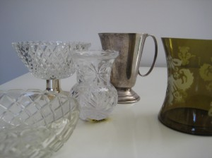 vases, jugs & miscellaneous containers