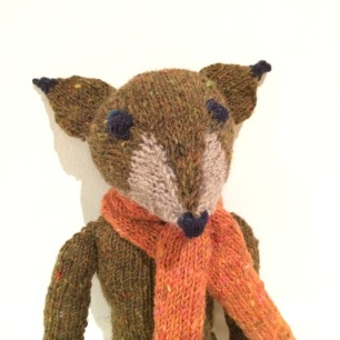 Mr Fox detail