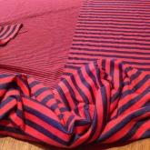 Stripey fabric of doom